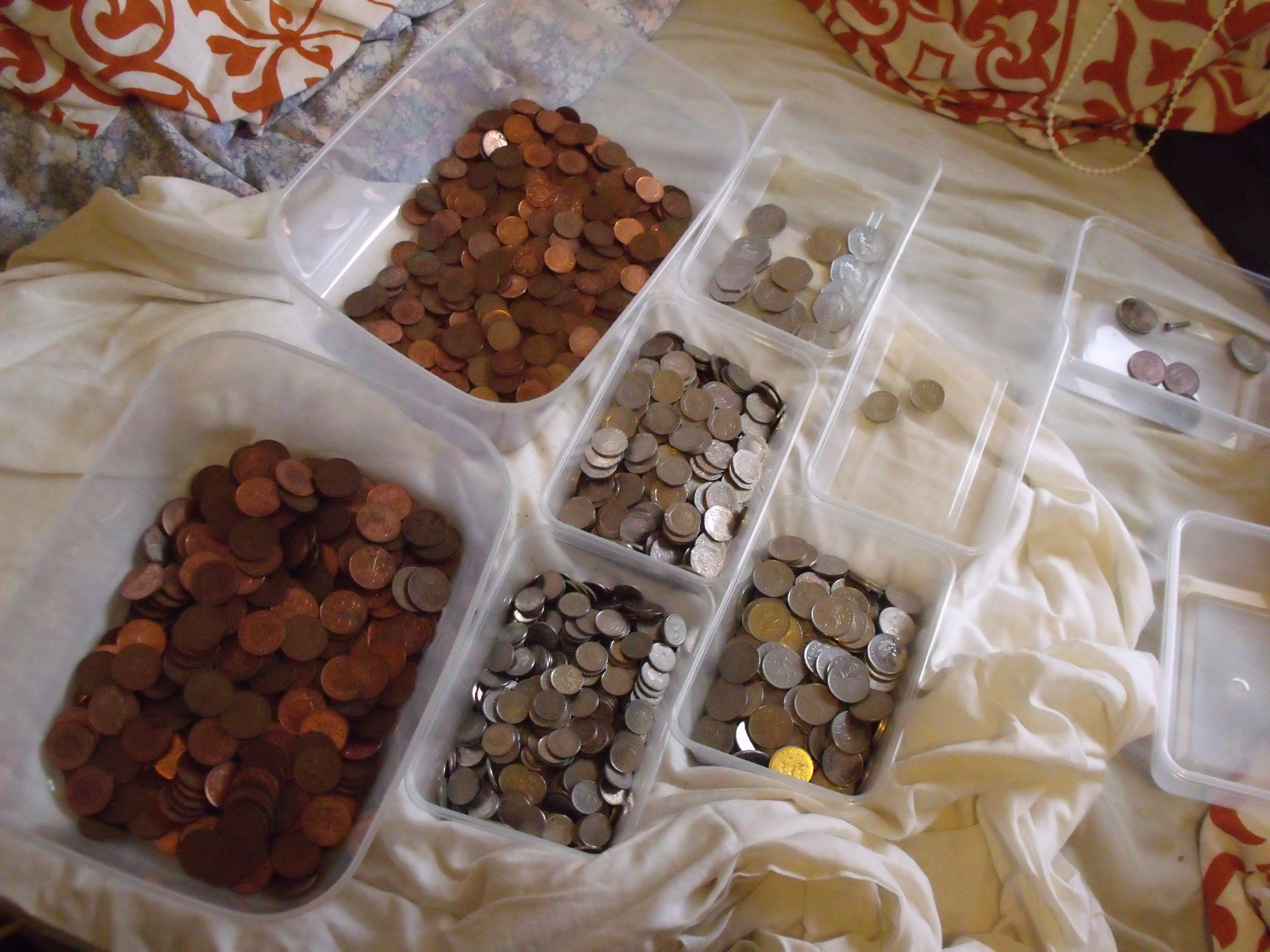 how to give correct change